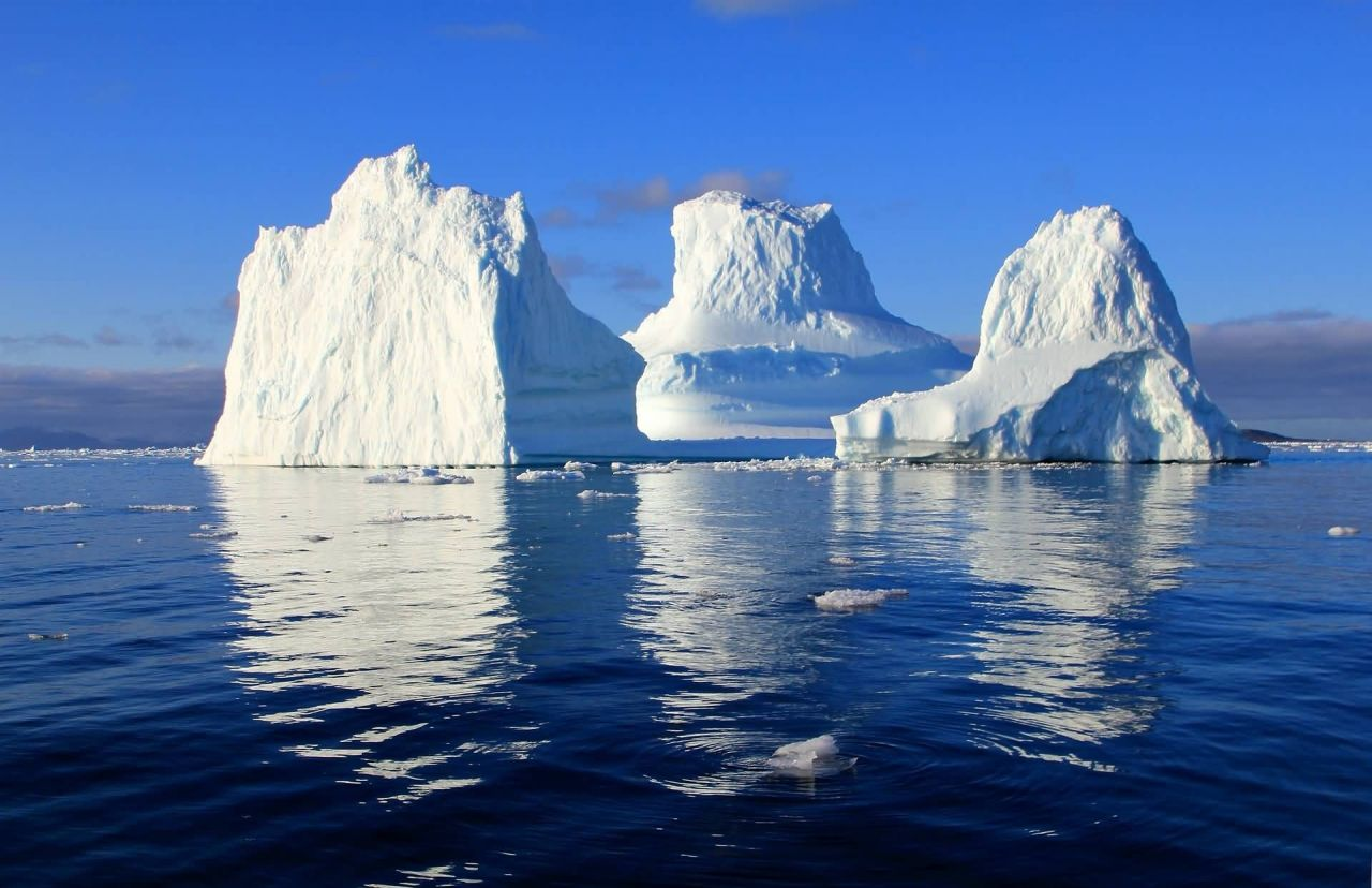 Greenland Iceberg Photo