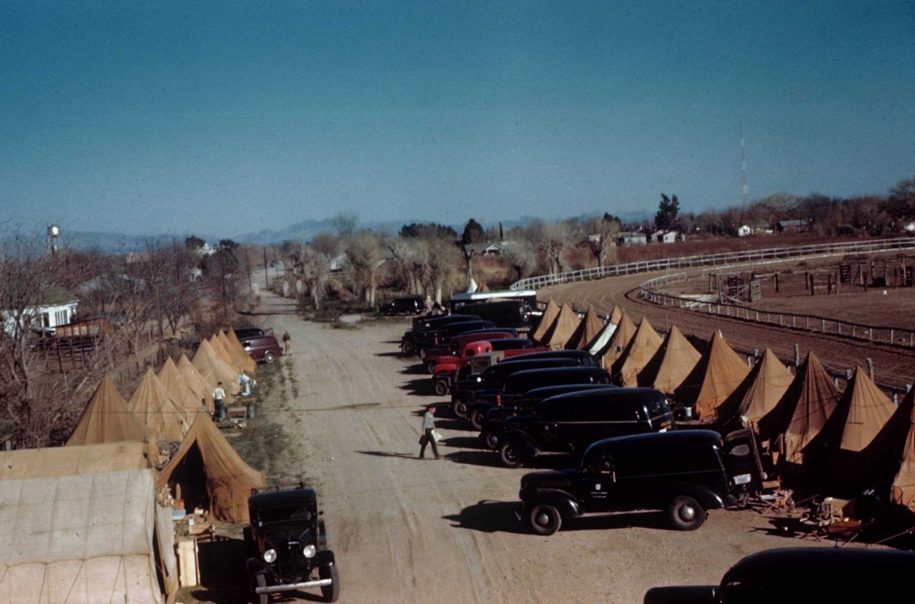 Campground at Safford Photo