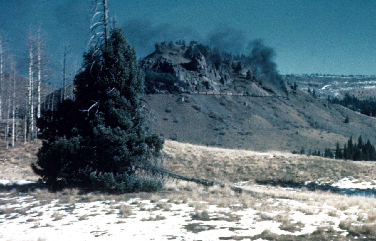 Denver, Rio Grande, and Western Narrow Gauge Railroad Photo