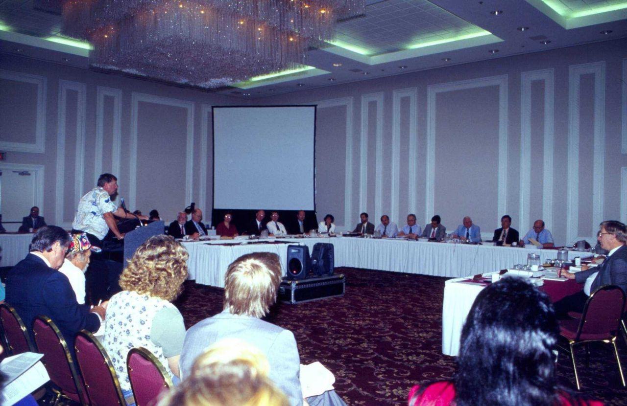 Regional Fishing Council meeting. Photo