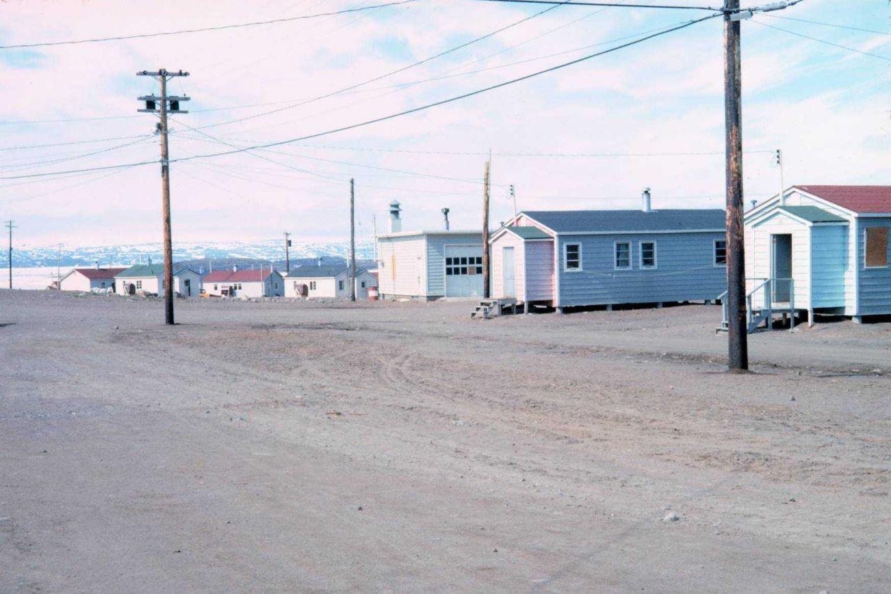 Station Number 116 - occupied 9/22/65 to 4/22/66 Photo