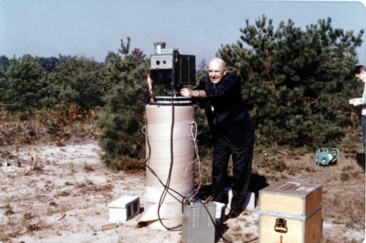 Geodesy Collection Photo