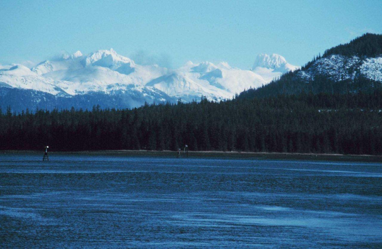 Wrangell Narrows Photo
