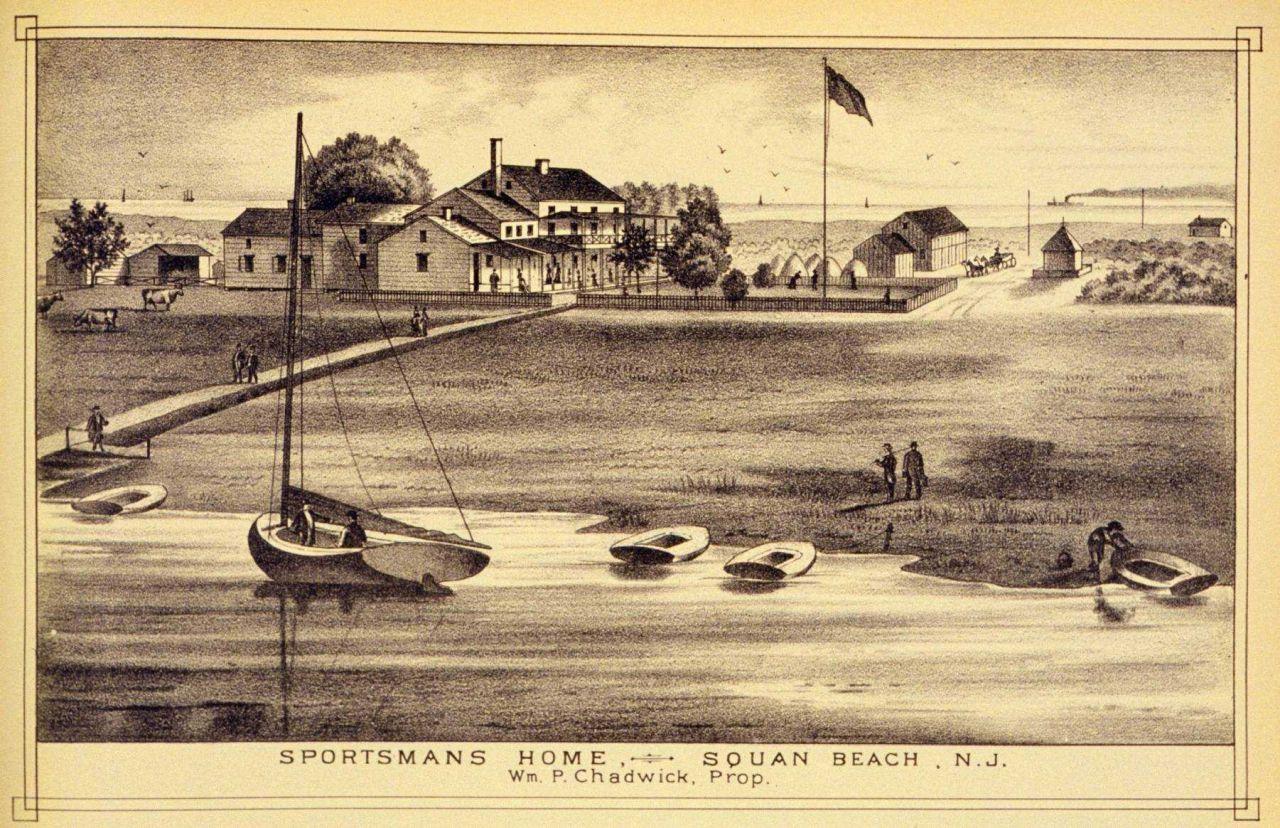 Sportsman's Home, Squan Beach, N.J Photo