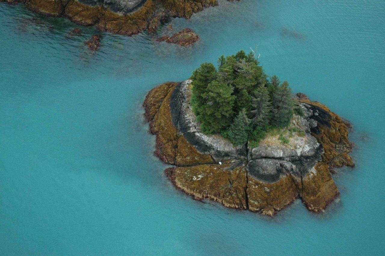 Aerial photograph Photo