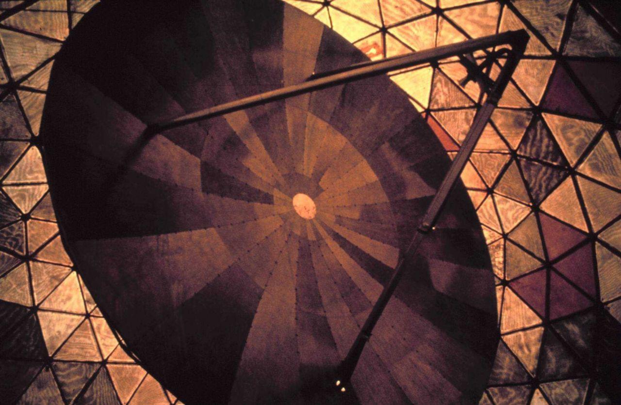 NSSL's first research Doppler Weather Radar Photo