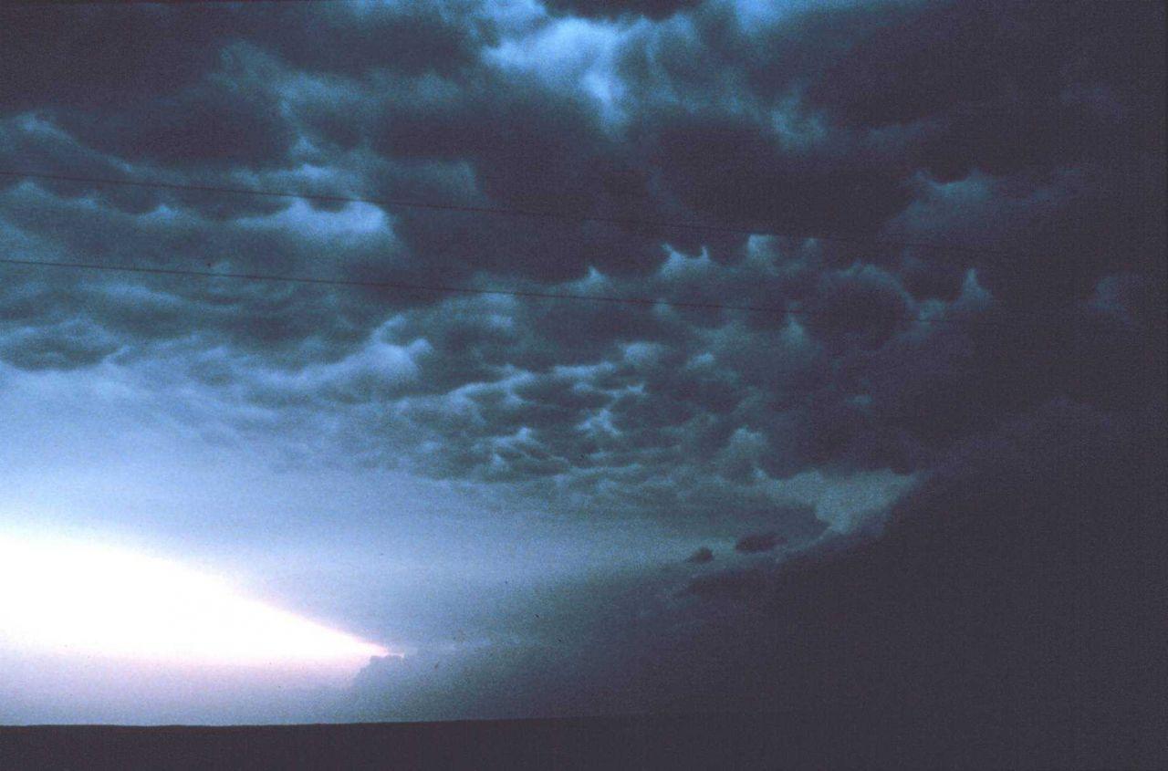 Towering cumulus Photo