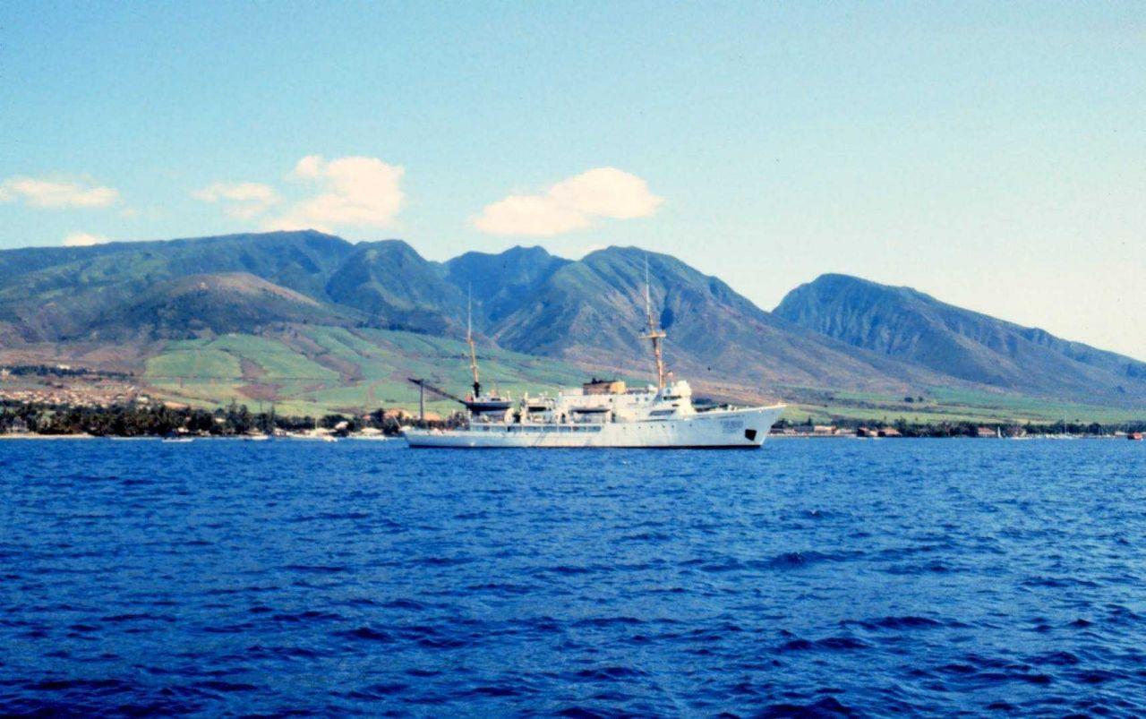 NOAA Ship FAIRWEATHER Photo