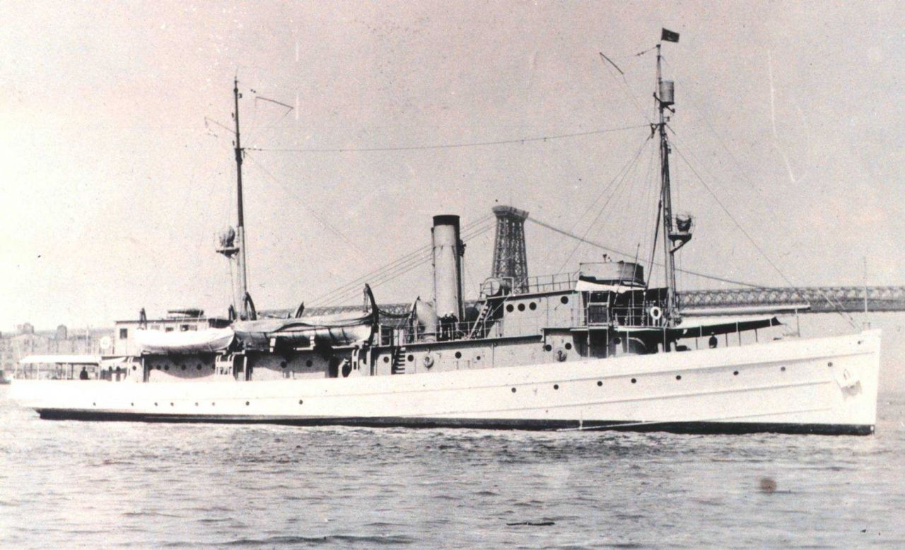 Coast and Geodetic Survey Ship DISCOVERER. Photo