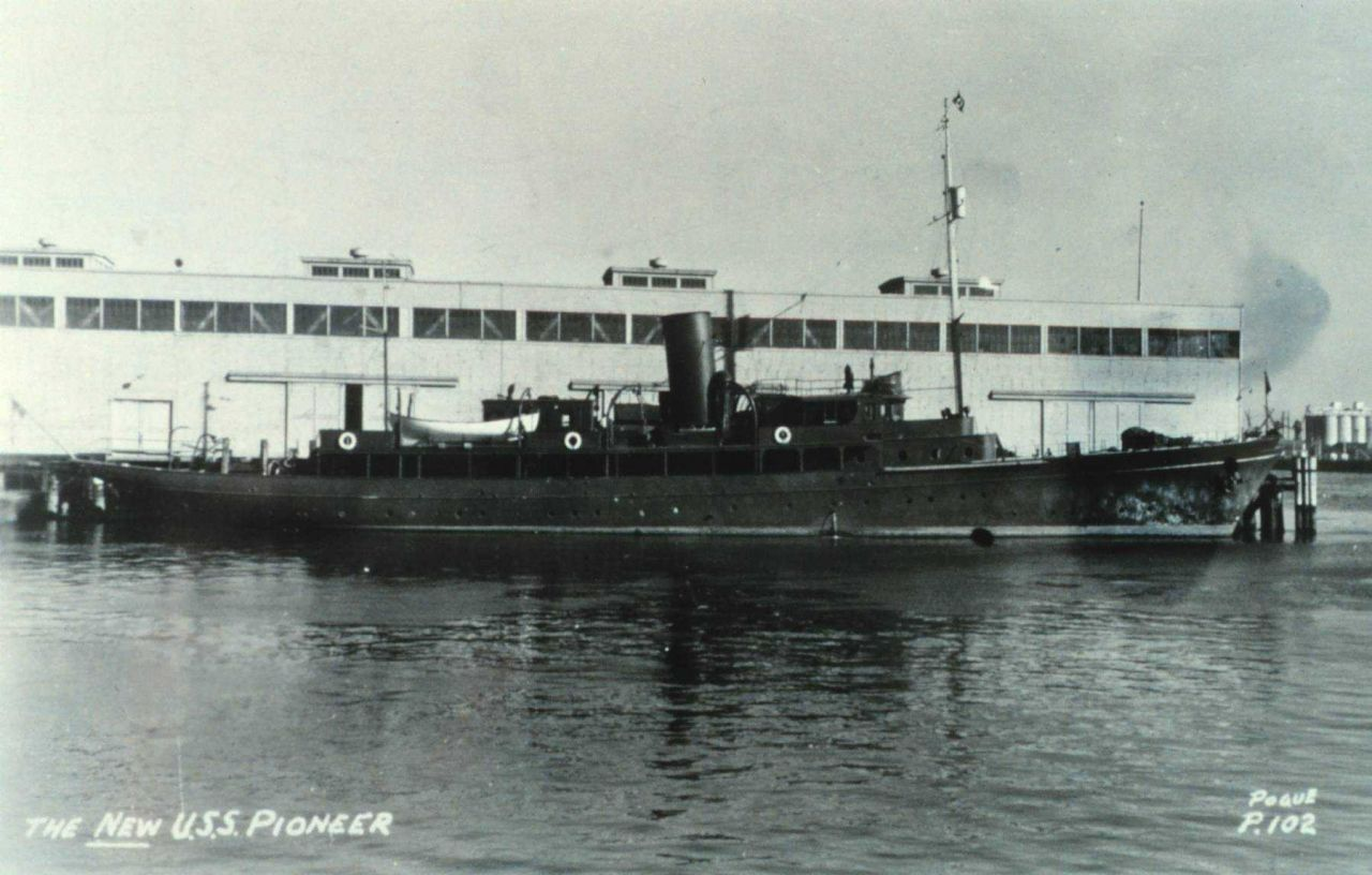 The Coast and Geodetic Survey Ship PIONEER II Photo