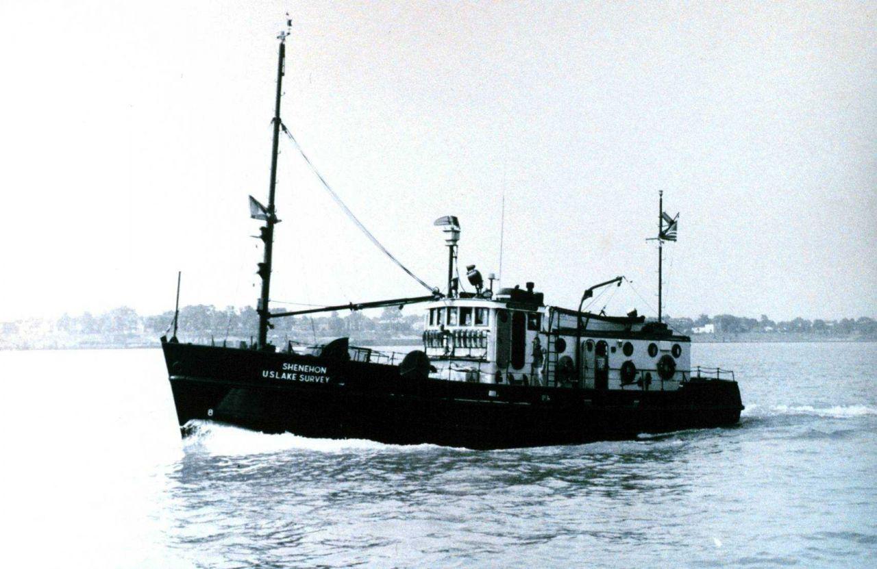 Lake Survey Vessel SHENEHON Photo