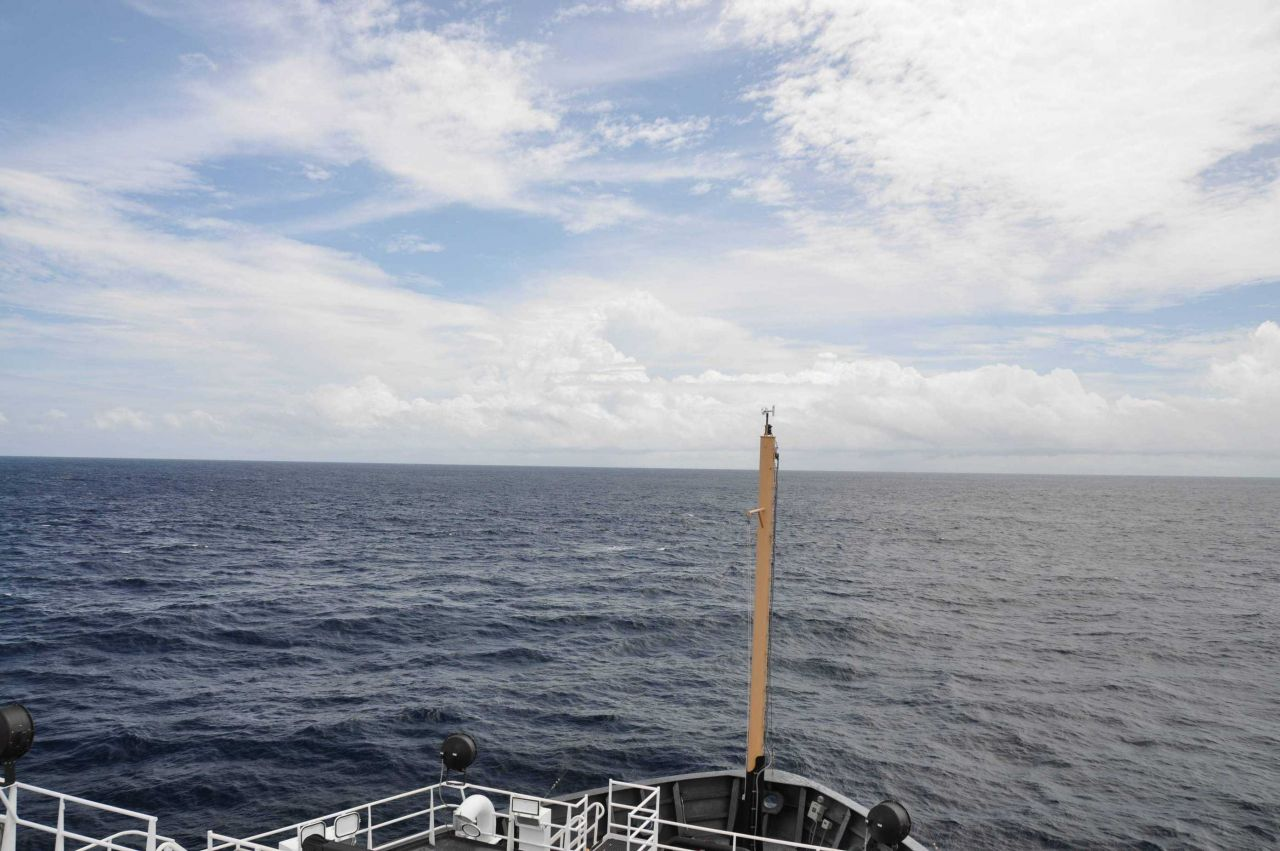 NOAA Ship BELL SHIMADA on its maiden voyage Photo