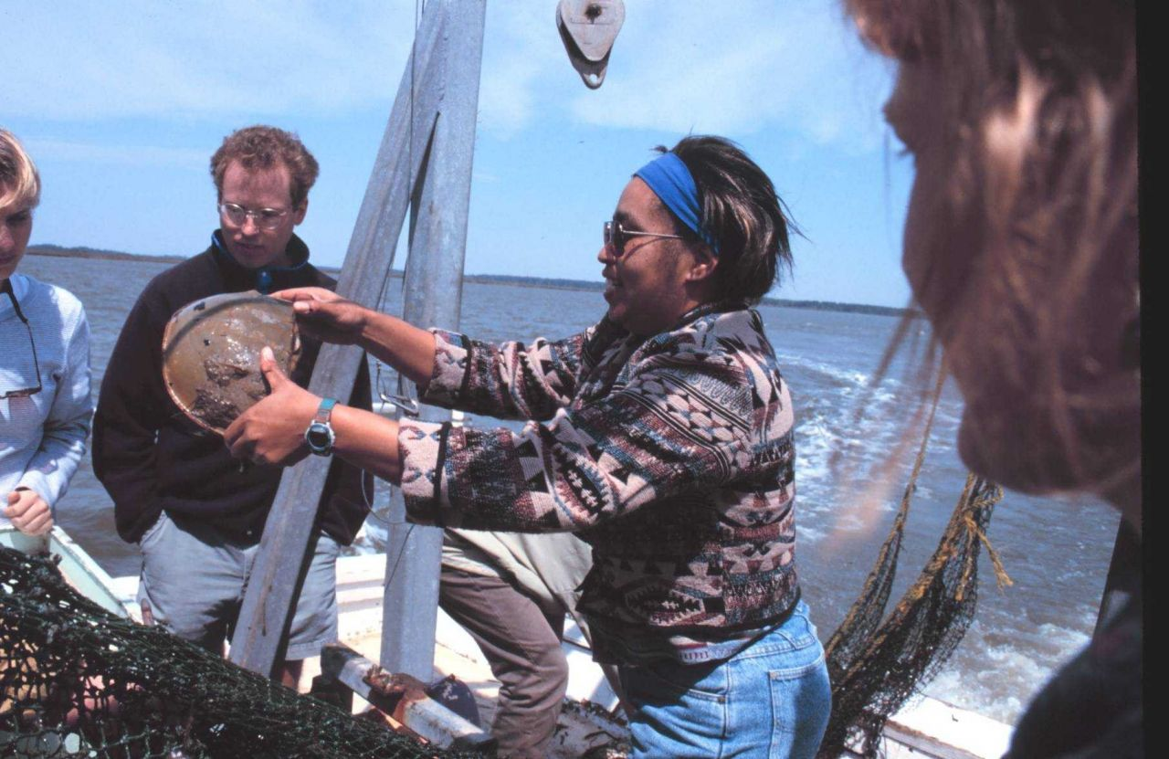 South Carolina Department of Natural Resources Vessel ANITA. Photo