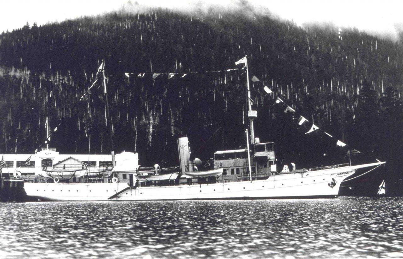 Coast and Geodetic Survey Steamer EXPLORER Photo