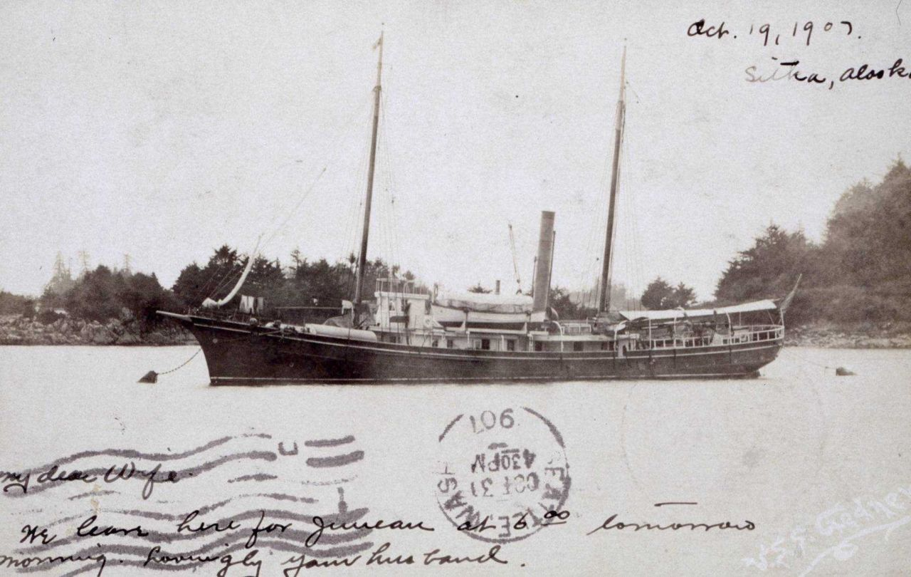 Coast and Geodetic Survey Ship THOMAS R Photo