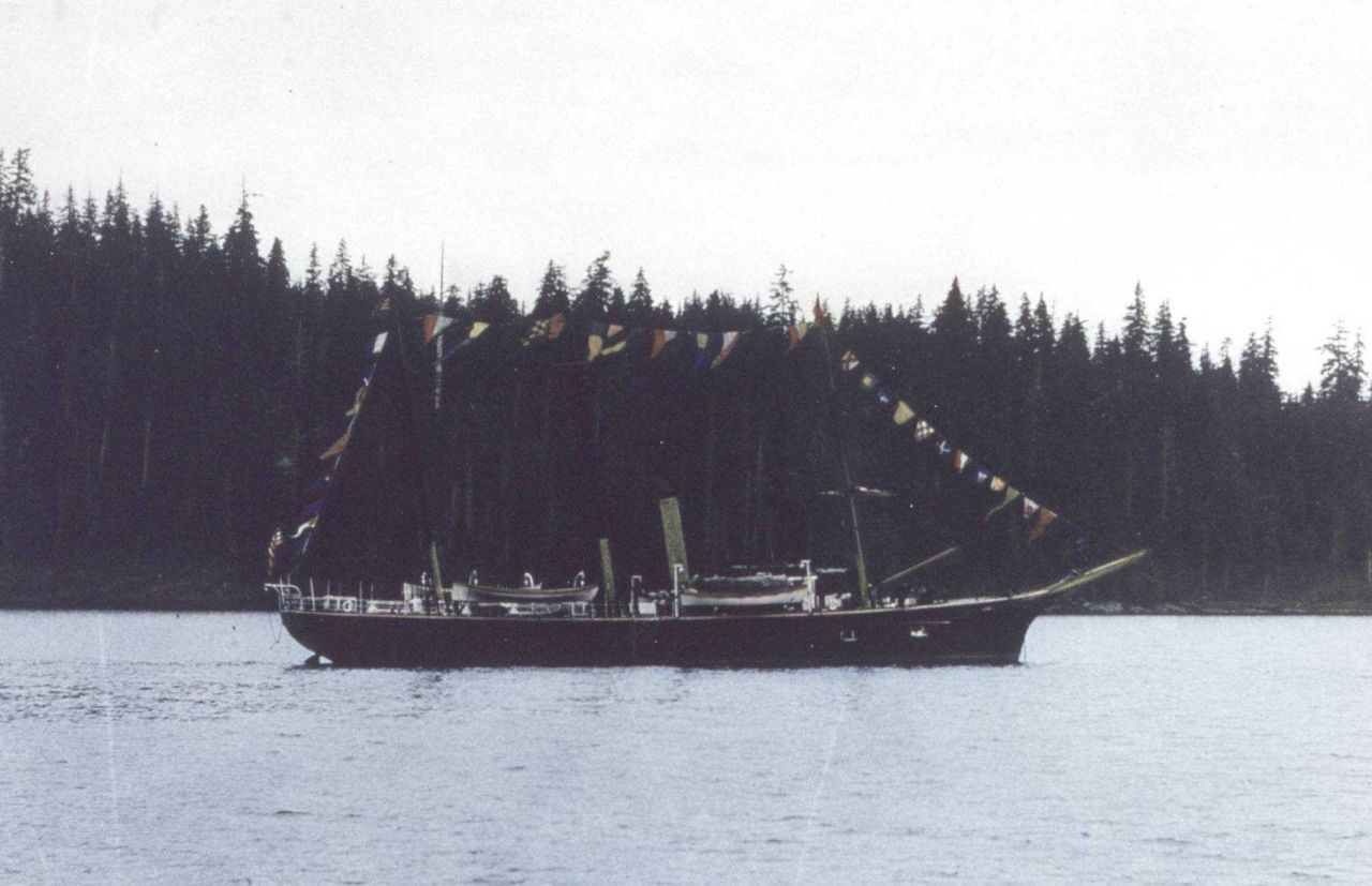 Coast and Geodetic Survey Steamer F Photo