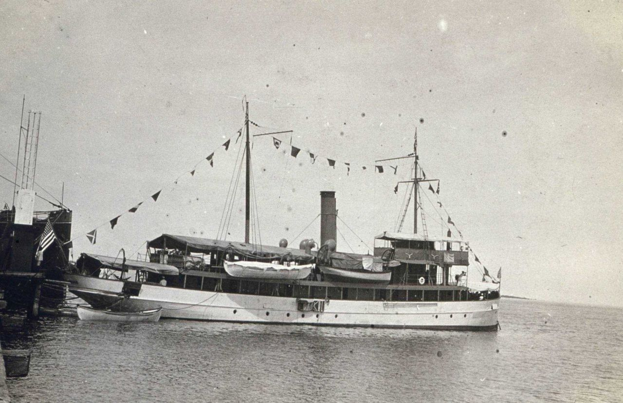 Coast and Geodetic Survey Ship MARINDUQUE Photo