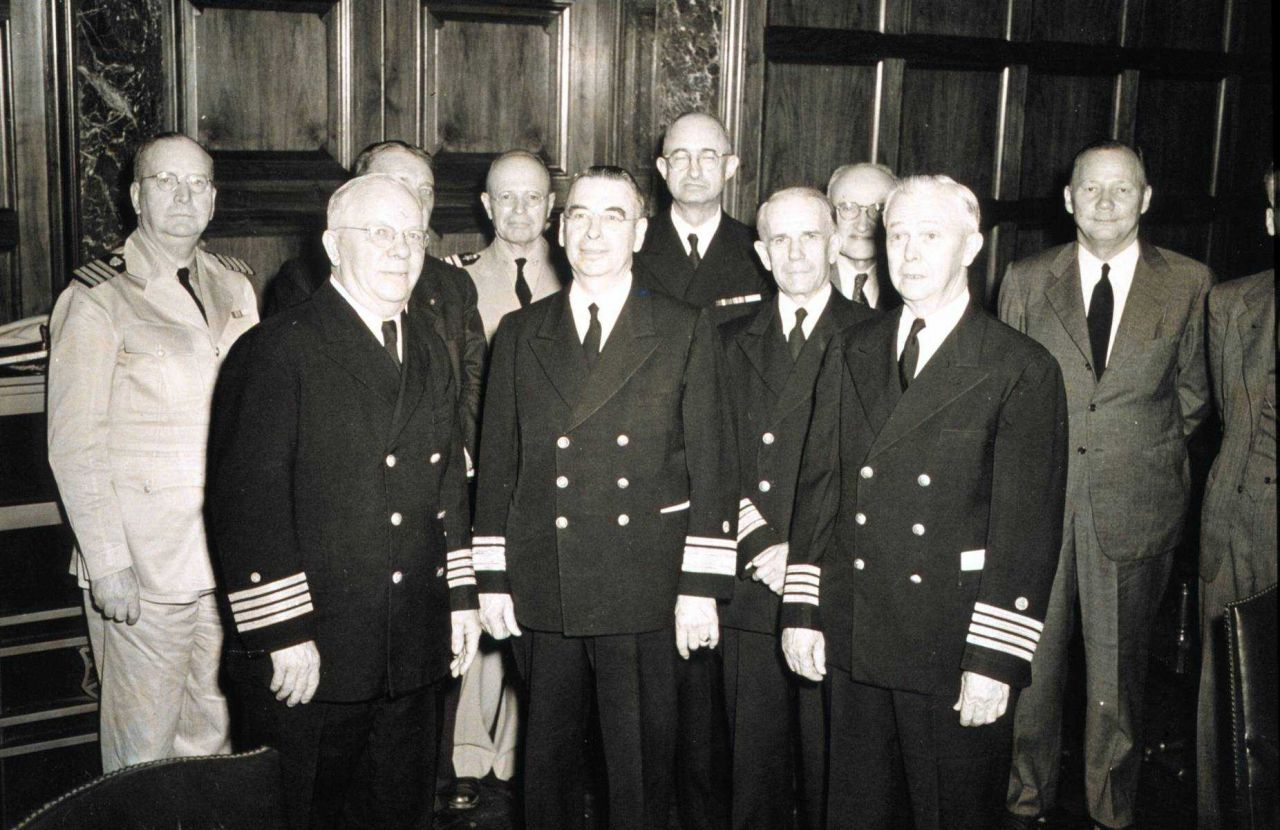 Retirement of Captain Gilbert T Photo