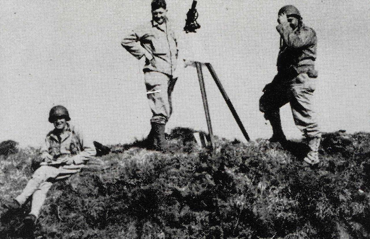 Transit party training on the Dartmoors Photo