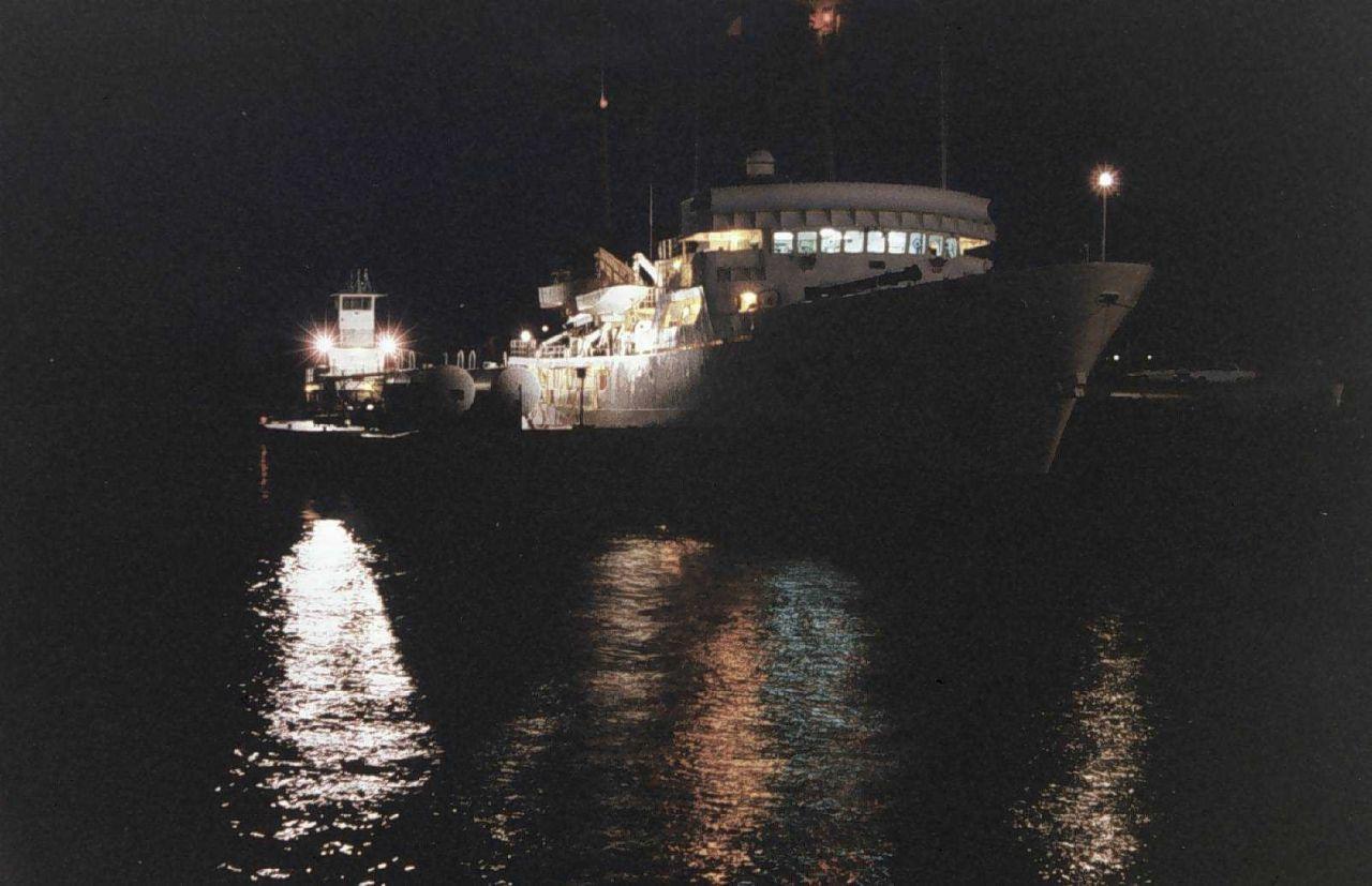 NOAA Ship MT Photo