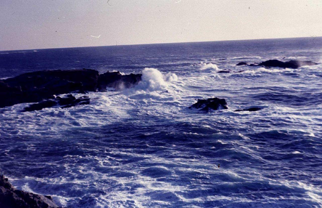 A wind swept- sea swept sort of place. Photo