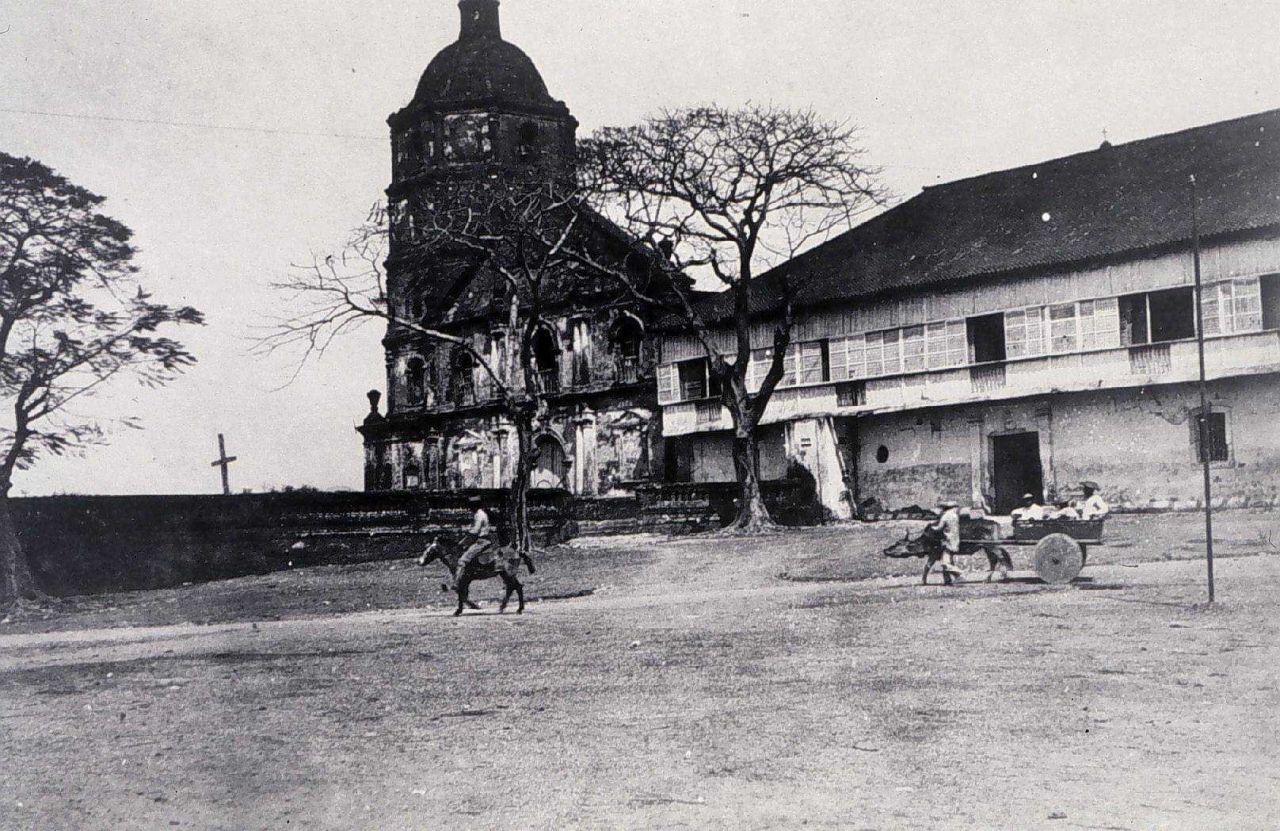 The church at San Carlos Photo