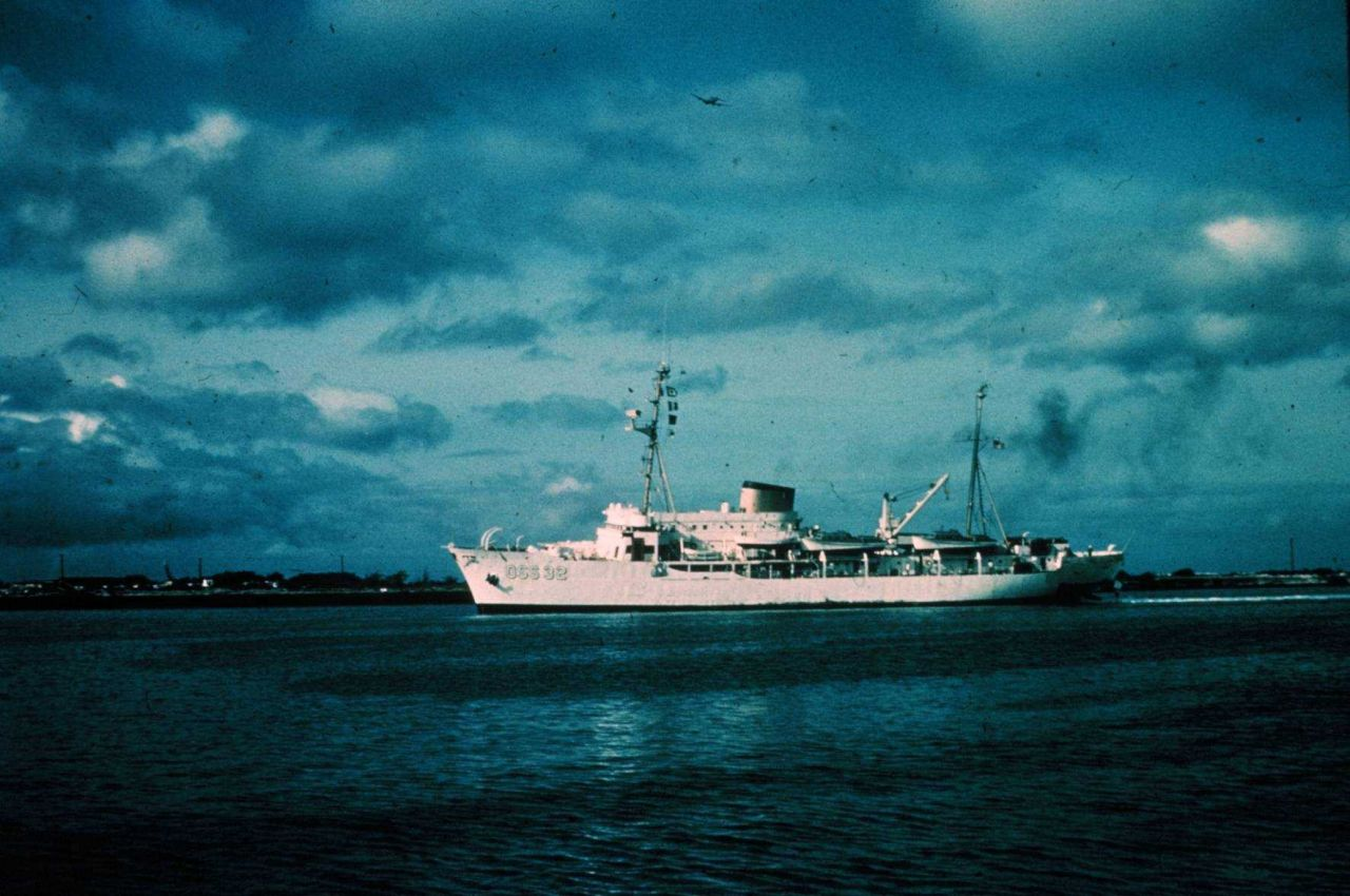 NOAA Ship SURVEYOR. Photo