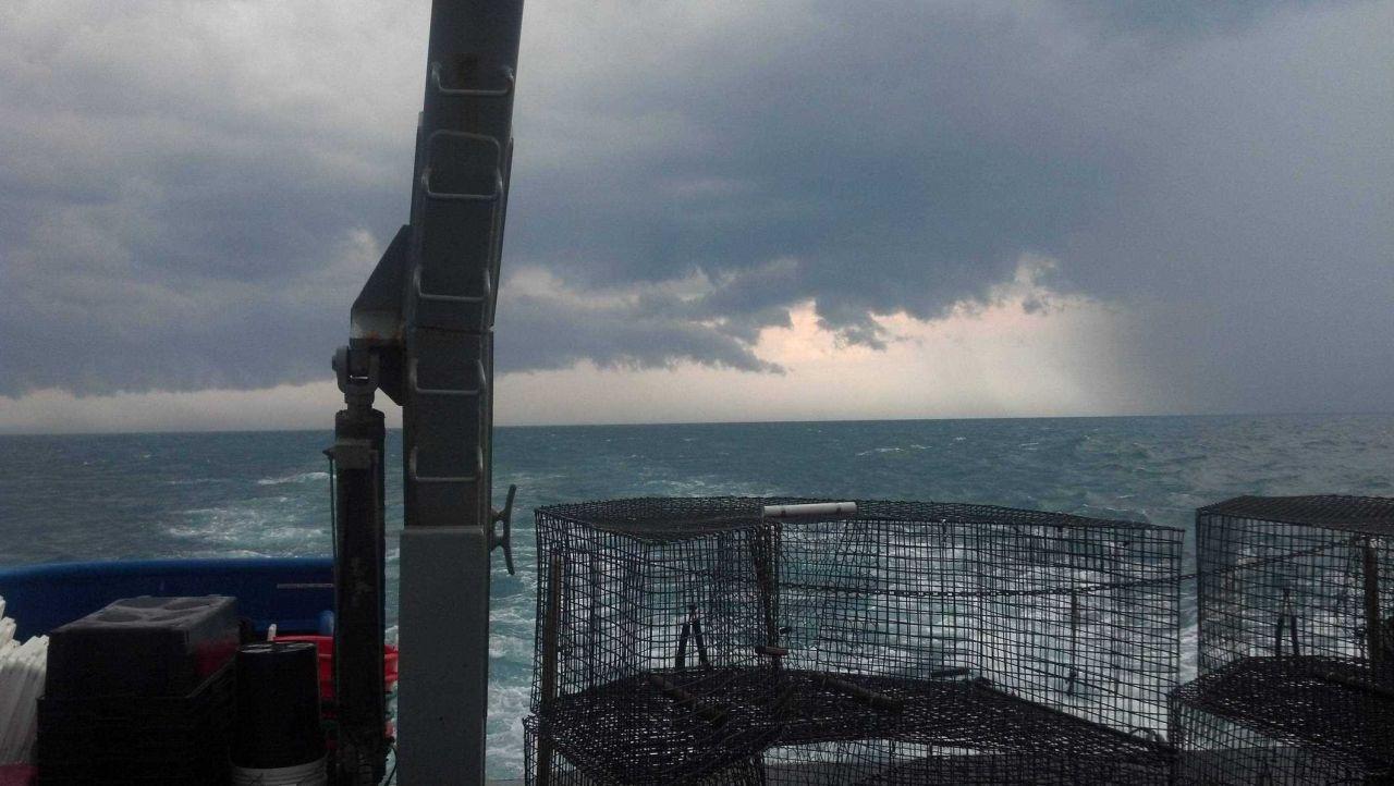 TAS on Skidaway Institute of Oceanography R/V SAVANNAH. Photo