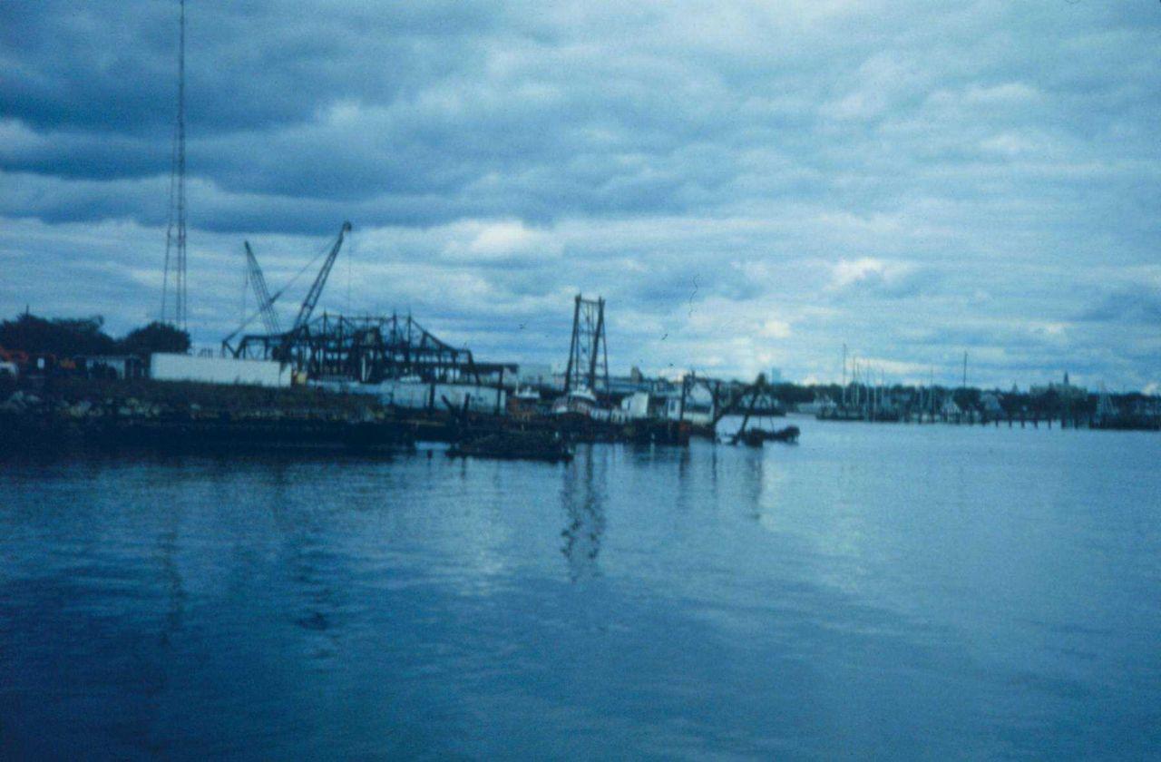 Fish Island, New Bedford Photo
