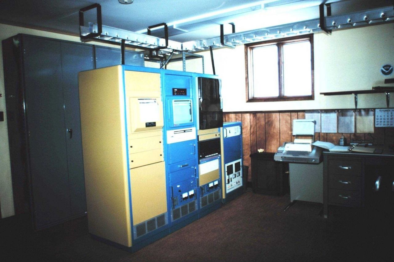 Inside the Clean Air Facility Photo