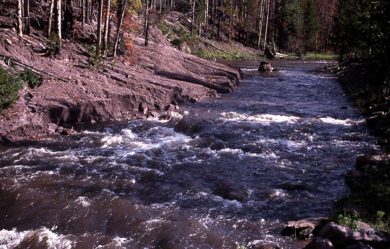 Erosion - Geology Photo