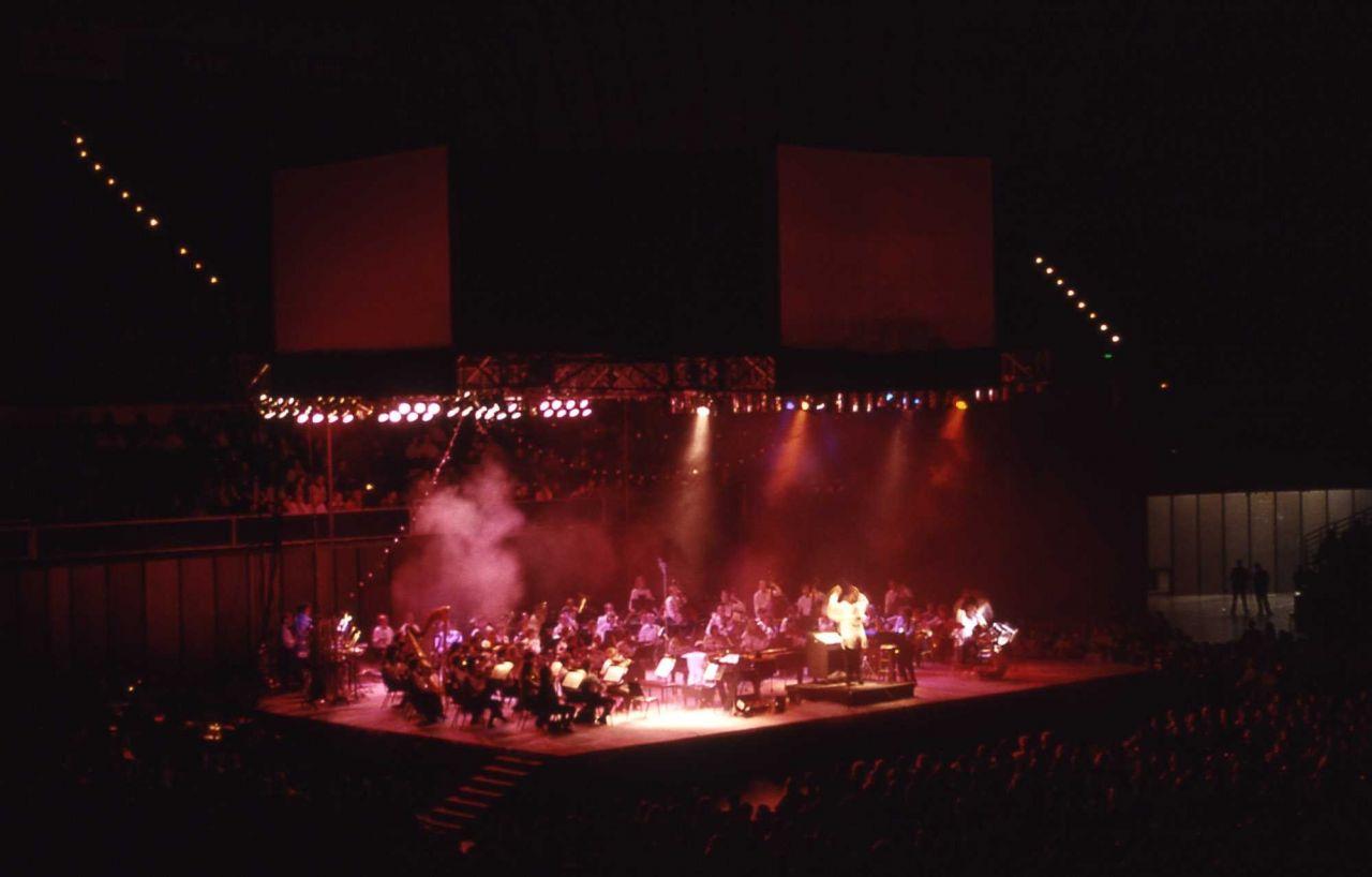 Manheim Steam Roller benefit concert for Yellowstone National Park in Seattle, Washington Photo