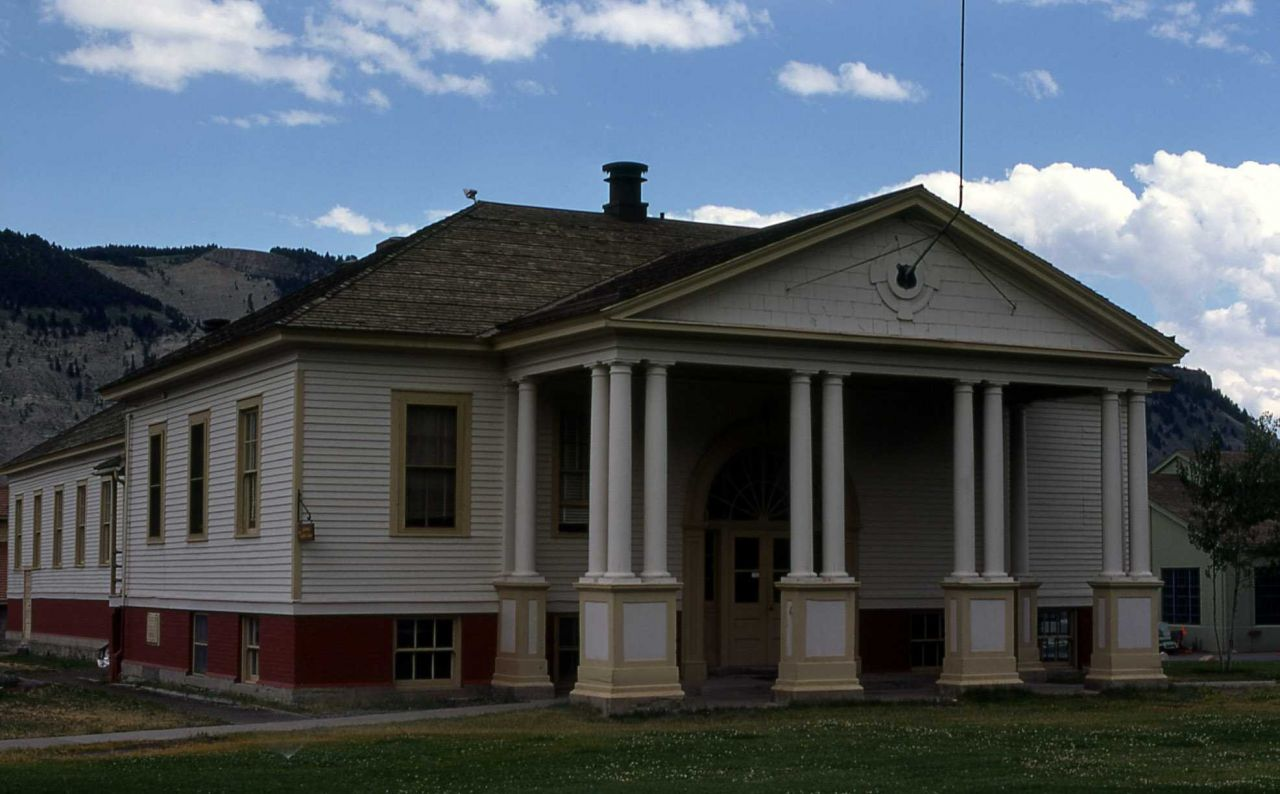 Fort Yellowstone Canteen (formerly the Post Exchange) Photo