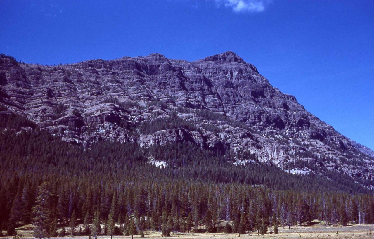 Barronette Peak Photo