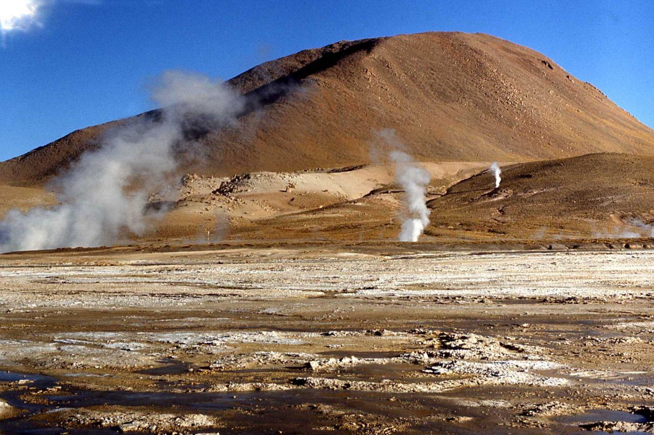 El Tatio, Chile Photo