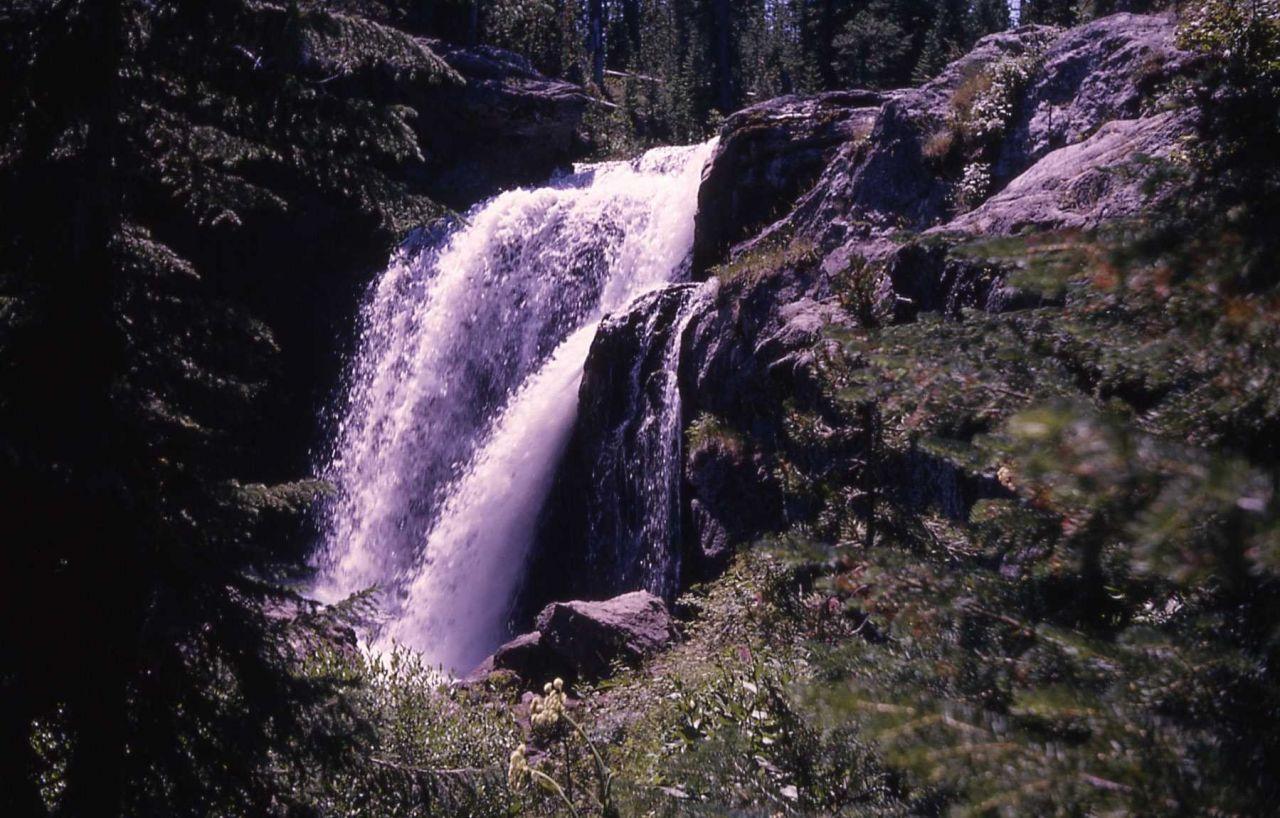 Moose Falls Photo