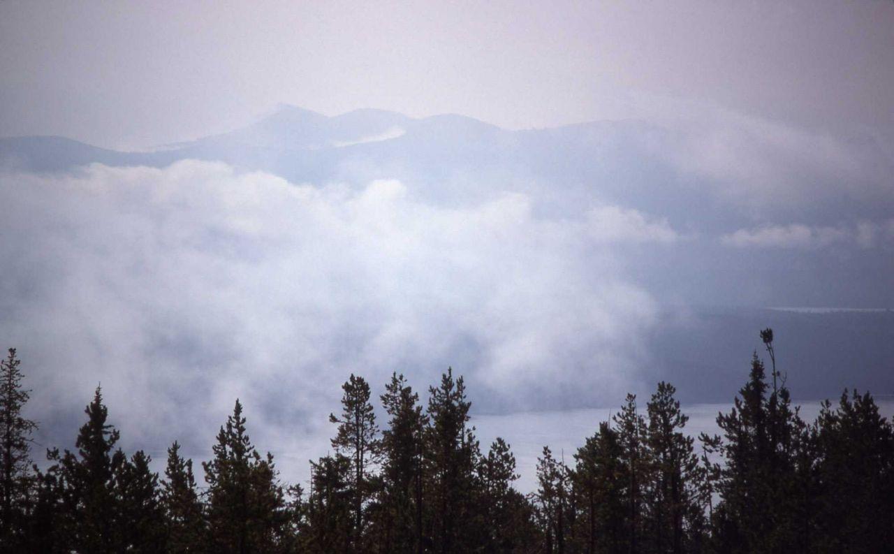 Shoshone Lake Photo