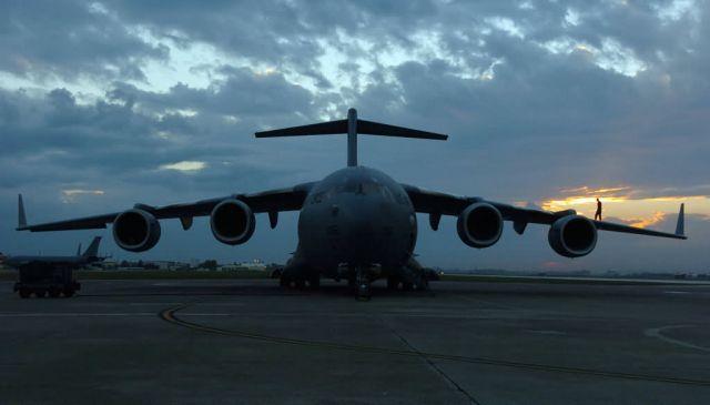C-17 Globemaster III - Operation Iraqi Freedom - Active flightline Picture