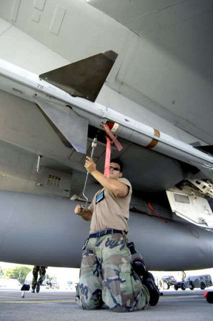 Hickam Air Force Base - Total force at work in RIMPAC Picture