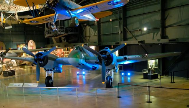 Bristol Beaufighter - Museum adds Bristol Beaufighter to Air Power Gallery Picture