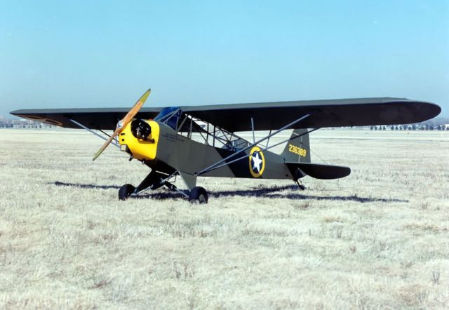Piper L-4 Grasshopper - Liaison Aircraft Fly-In scheduled for Oct. 7-8 Picture