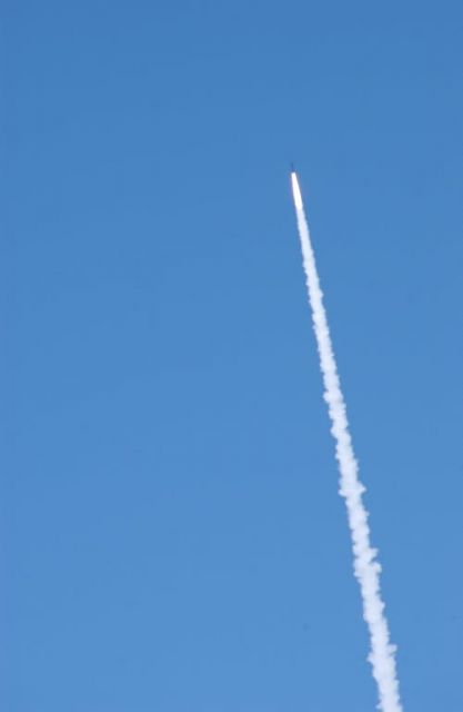 Vandenberg Air Force Base - Missile Defense Picture