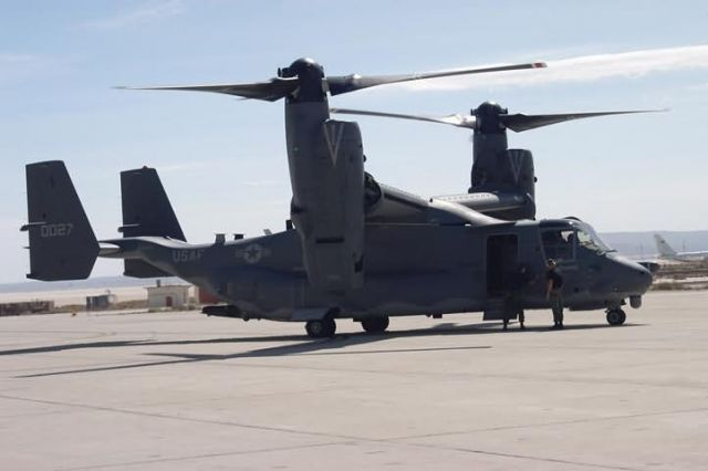 CV-22 Osprey - CV-22 testing accelerates in August Picture