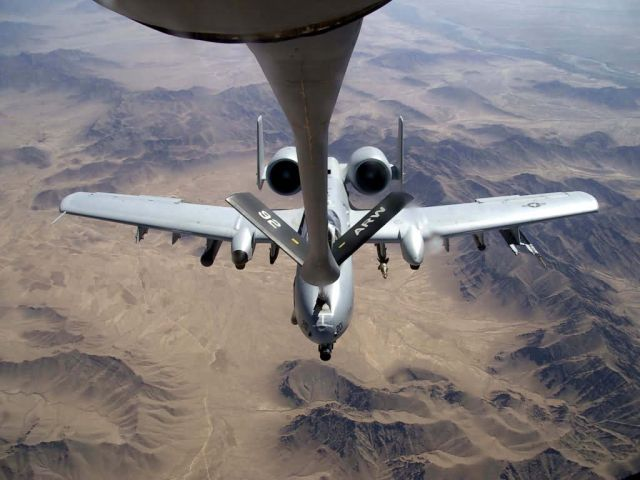 KC-135 Stratotanker - Bagram A-10s surge for summer offensives Picture