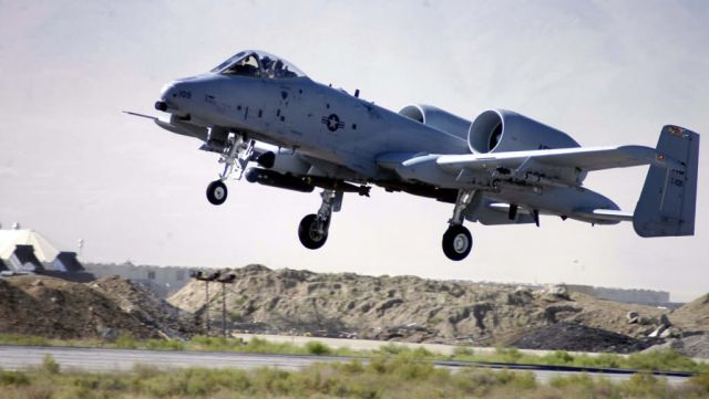 A-10 Thunderbolt II from Bagram Air Base - Bagram A-10s surge for summer offensives Picture