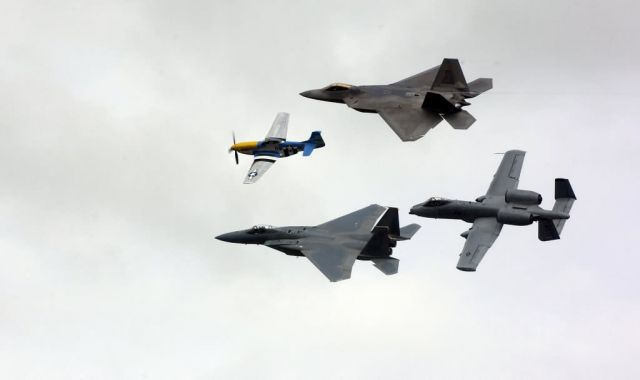 Elmendorf Air Force Base - Arctic Thunder Picture