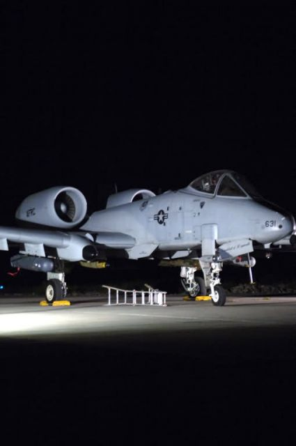 A-10 Thunderbolt II - A-10, ready for action Picture