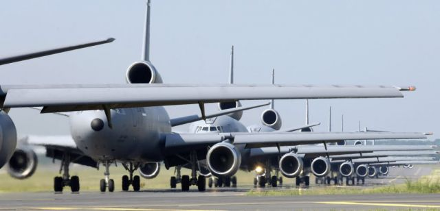 McGuire Air Force Base - Elephant Walk Picture
