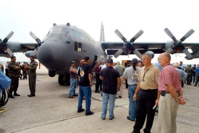 MC-130W - Highly modified C-130 ready for war on terrorism Picture