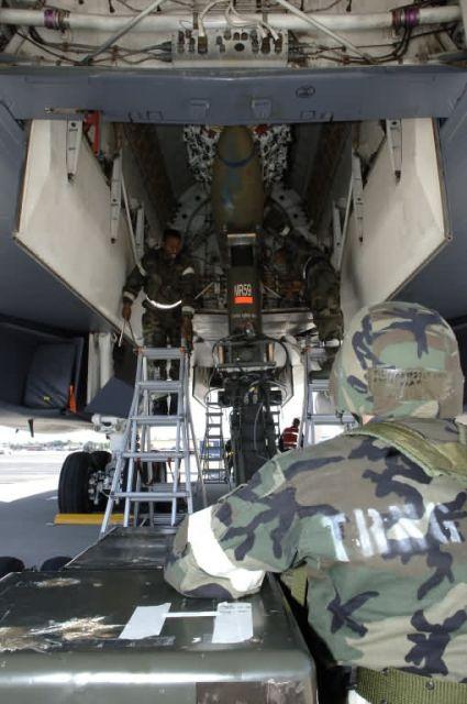 B-1 Lancer - Badlands Express Picture